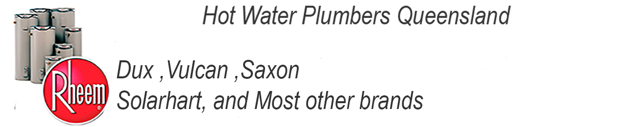 THE HOT WATER PLUMBERS QUEENSLAND